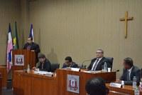 Câmara Municipal de Aracruz realiza 121ª Sessão Ordinária.