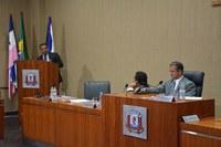 Câmara Municipal de Aracruz realiza 123ª Sessão Ordinária