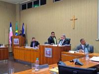 Câmara Municipal de Aracruz realiza 124ª Sessão Ordinária