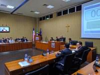 Câmara Municipal de Aracruz realiza 128ª Sessão Ordinária