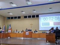 Câmara Municipal de Aracruz realiza 132ª Sessão Ordinária.