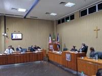 Câmara Municipal de Aracruz realiza 134ª Sessão Ordinária