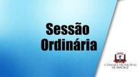 Câmara Municipal de Aracruz realiza 166ª Sessão Ordinária