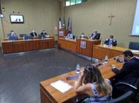 Câmara realiza 29° Sessão Extraordinária.