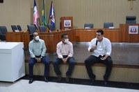 EFEITOS DE DECRETO ESTADUAL SÃO DISCUTIDOS EM REUNIÃO NA CÂMARA MUNICIPAL DE ARACRUZ