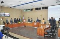 Inauguração da 26ª Legislatura