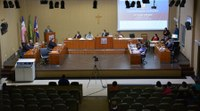 63ª SESSÃO ORDINÁRIA: VEREADORES APROVAM TRÊS PROJETOS LEGISLATIVOS EM SEGUNDO TURNO