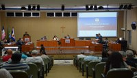 67ª SESSÃO ORDINÁRIA: VEREADORES APROVAM PROJETO DO EXECUTIVO QUE SUPLEMENTA TOTAL DE DESPESA FIXADA PARA O EXERCÍCIO DE 2018