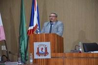 90º SESSÃO ORDINÁRIA-  Audiência Pública é anunciada na 90ª sessão ordinária realizada na Câmara Municipal de Aracruz