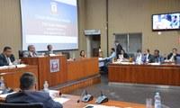 Câmara Municipal de Aracruz realiza 114ª Sessão Ordinária