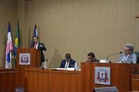 Câmara Municipal de Aracruz realiza 116ª Sessão Ordinária.