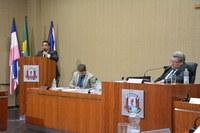 Câmara Municipal de Aracruz realiza 117ª Sessão Ordinária