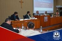 Câmara Municipal de Aracruz realiza a primeira Sessão do mês de julho