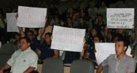 Passe-livre: estudantes têm benefício recuperado após participarem de sessão na Câmara de Aracruz