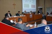 Presidente da Câmara Municipal de Aracruz anuncia Prestação de Contas da Sec. Saúde.