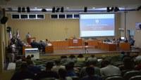 REPASSES DA LEI ORÇAMENTÁRIA E REGIME DE URGÊNCIA FORAM TEMAS EM DESTAQUE NA 64ª SESSÃO ORDINÁRIA DA CÂMARA MUNICIPAL