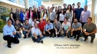 Servidores da Câmara de Aracruz participam de cursos de capacitação oferecidos pelo Senado Federal