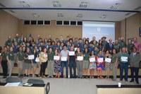 Sessão Solene comemora 30 anos de fundação do 25º Grupo Escoteiro Jequitibá