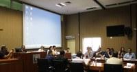 Vereadores discutem Lei Orçamentária Anual do Poder Executivo do município