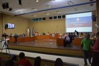 Vereadores discutem Projetos de Lei apresentados pelo Executivo durante 40ª Sessão na Câmara