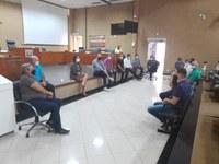 Vereadores de Aracruz cobram medidas ao combate do Covid19.
