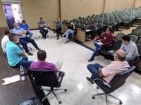 Vereadores se unem juntamente com a Secretária de Saúde e Presidente do São Camilo.
